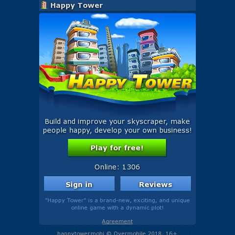 Happy Tower (en, pl, de...)